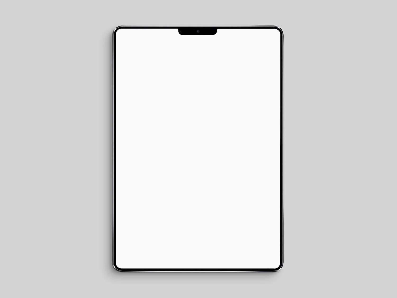 PSD iPad Pro Mockup