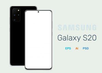 Samsung Galaxy Mockup
