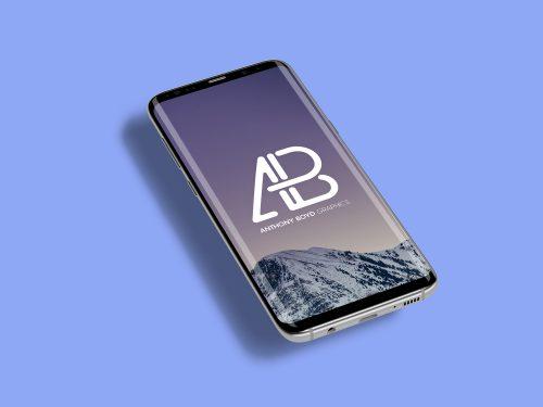 Samsung PSD Mockup