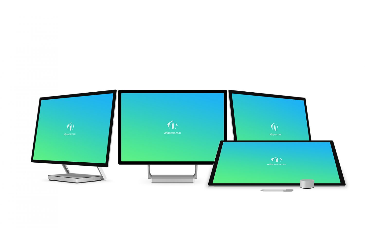 Surface Studio Mockup