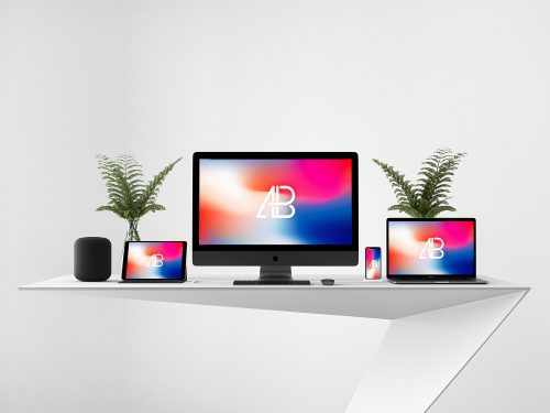 Web Design Apple Devices