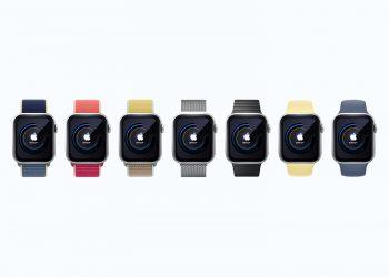 Apple Watch Mockup Kit