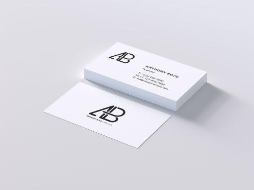 7 Business Card Mockups
