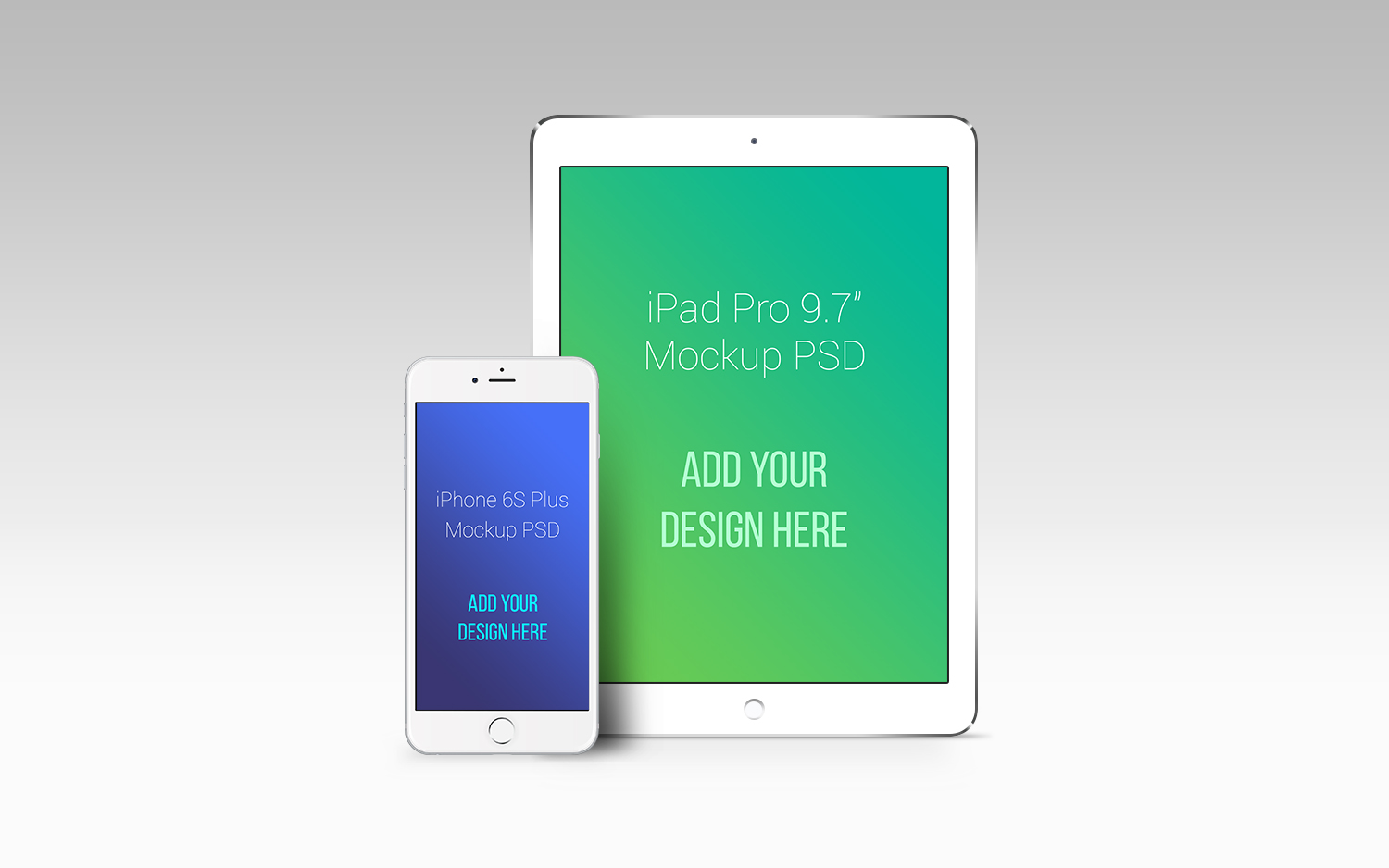 Big Apple Devices Mockups Bundle