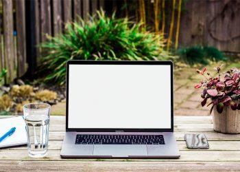 Macbook Pro Workspace