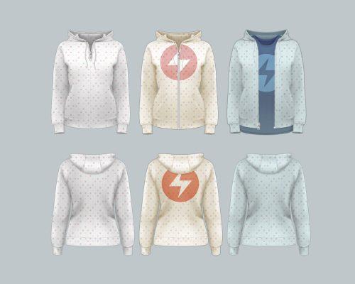 T-shirt Templates Pack Mockup