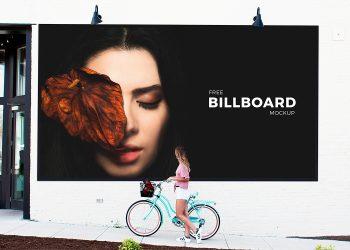 Billboard Free Mockup