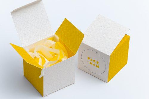 Free Paper Box Mockups Set