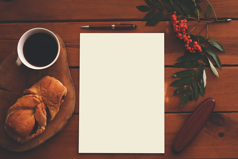 Letterhead Paper Free Mockup