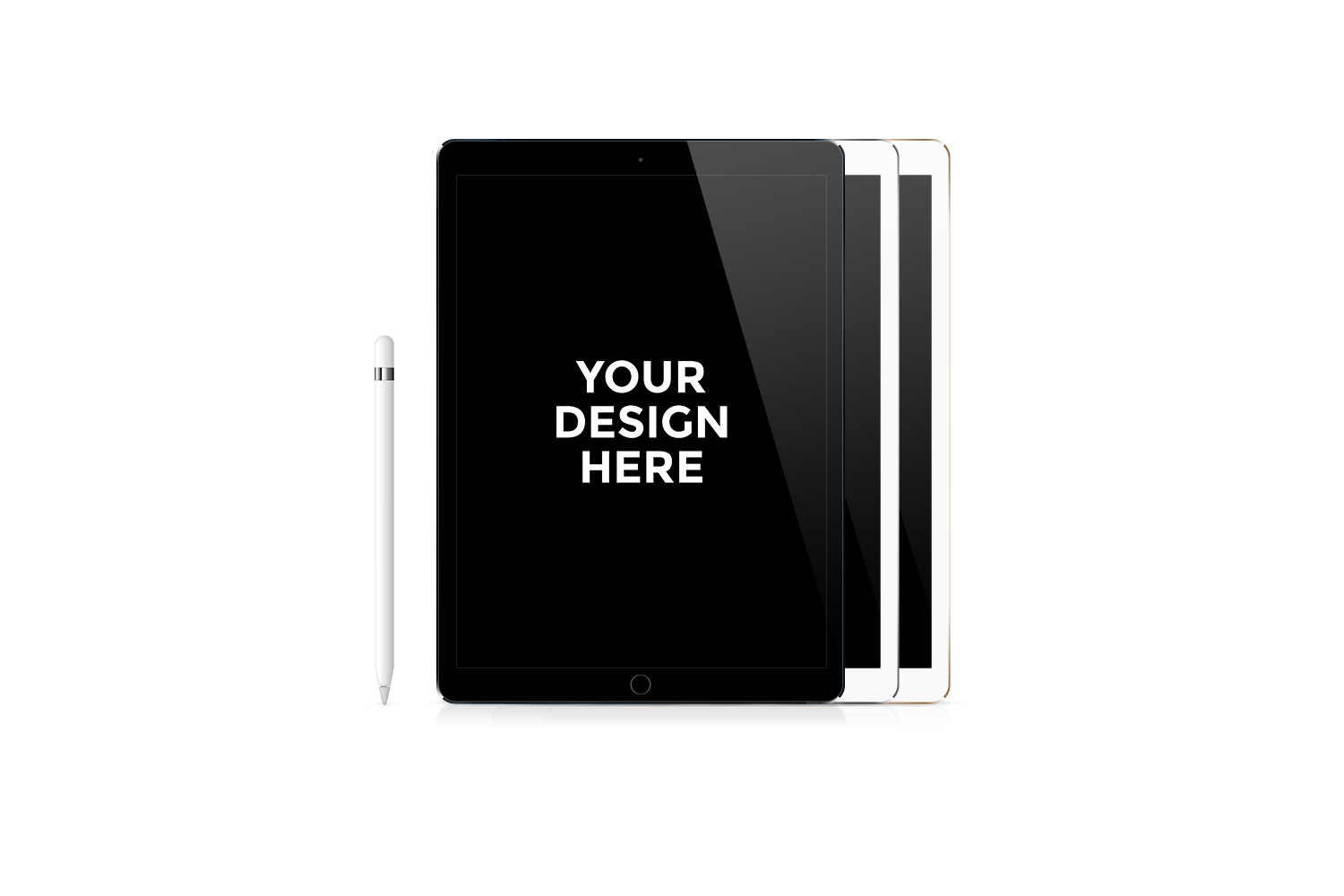 iPad Pro iPhone 6s Plus Mockups