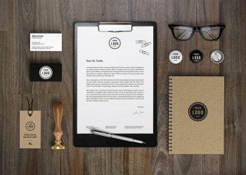 Free Branding Identity Mockup