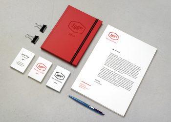 Free Identity Branding Mockup