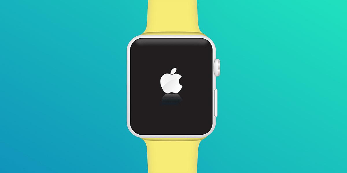 Apple Watch Mockup Sketch