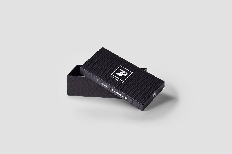 2 Free Attractive Gift Box Mockups