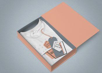 Free Stunning T-Shirt Mockup
