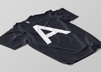 Free Changeable T-Shirt Mockup