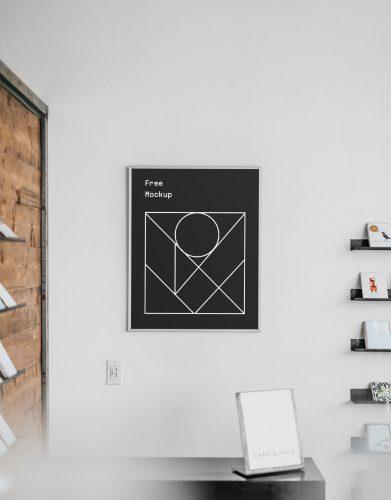 Poster Interior Mockup