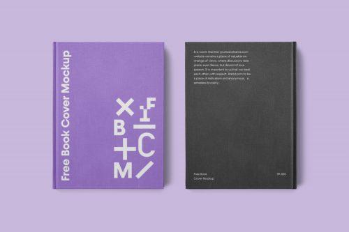 Book Covers Mockup