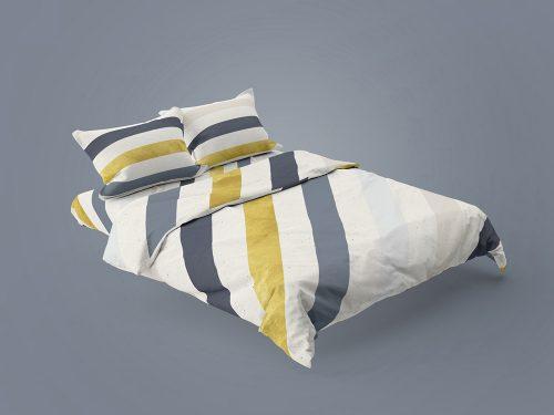Bedding Home Textile Design Free Mockup
