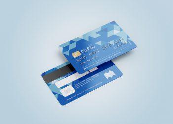Free Credit Card Mockup
