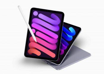 Free iPad Mini Mockup Scene