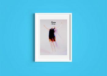 Poster Frame Free Mockup