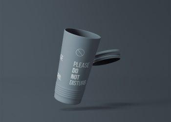 Tumbler Cup Mockup